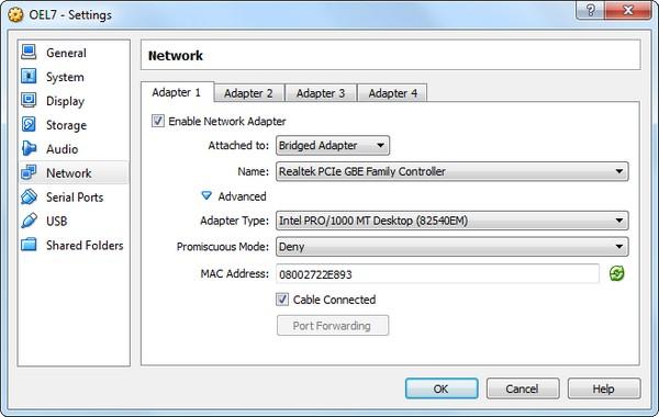 Install Oracle Linux 7 on VirtualBox - UxOra
