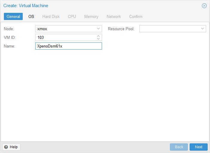 Install Xpenology DSM 6 1 x on Proxmox - UxOra