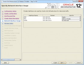 Oracle GI 12c R2 Installer - Step 5