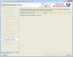 Oracle GI 12c R2 Installer - Step 15